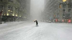 Die weiße Nacht von Manhattan