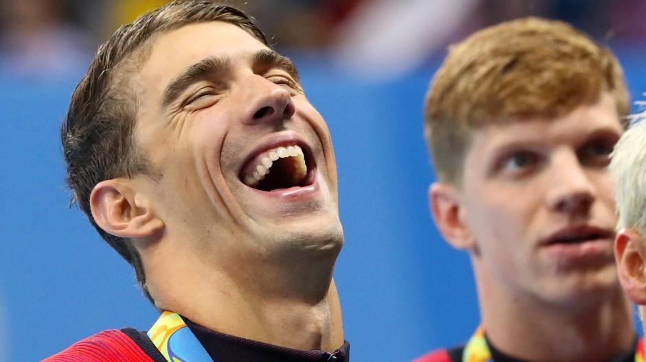 Erfolgreichster Olympia-Teilnehmer aller Zeiten