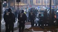 Polizei-Razzia in Köln