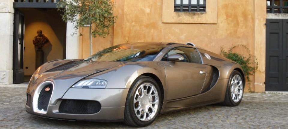 bugatti veyron: der fährt mal eben dem gewitter davon - motor - faz
