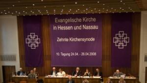 Bischof statt Kirchenpräsident