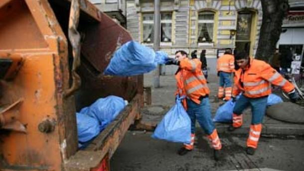 Müllentsorgung wird 20 Prozent teurer