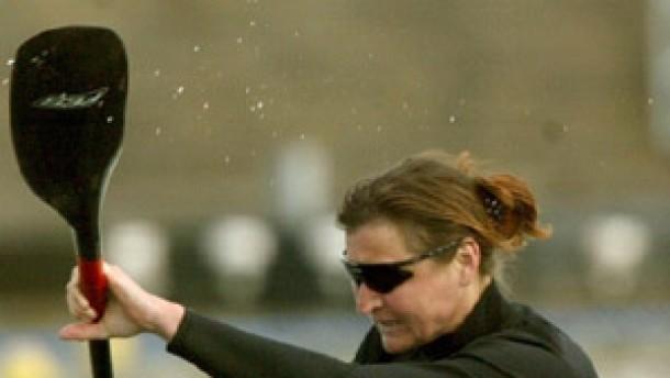 Für Birgit Fischer geht es nur um sich selbst
