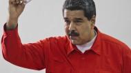 Maduro sieht Wahl der Verfassungsversammlung als Sieg