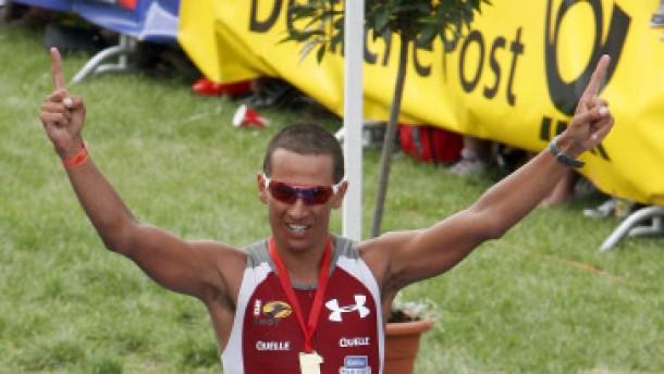 Vierter Sieg in Folge für Ironman McCormack