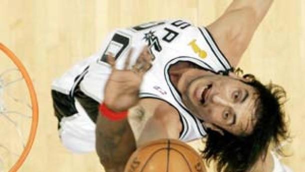 Ein Argentinier beherrscht Amerikas Basketballer