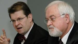 Carstensen erwägt Bruch der großen Koalition