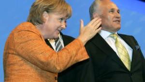 Merkel lobt Steuerpläne der CSU - nur nicht die Pendlerpauschale