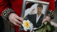 Zwei Festnahmen nach Mord an Nemzow
