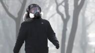 Smog-Alarm im Norden Chinas