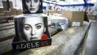Adele bricht Album-Rekord