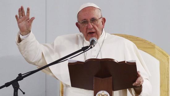 Papst warnt Jugend vor Drogen