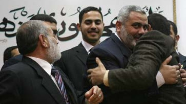 83:3 für Einheitsregierung von Hamas und Fatah