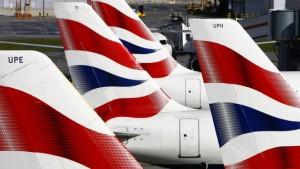 Mitarbeiter von British Airways sollen umsonst arbeiten