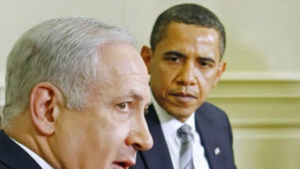 Netanjahu hat es nicht eilig
