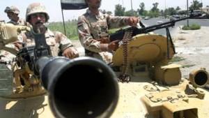 Führungsmitglied der Al Qaida im Irak gefaßt