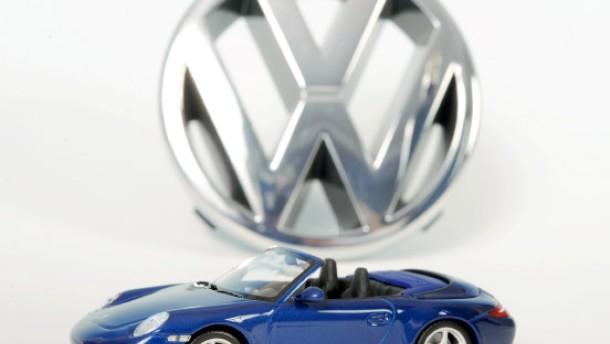 VW-Porsche-Konzern soll 2011 stehen