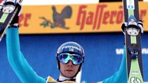 Ahonens dritter Sieg - Schmitt bester Deutscher