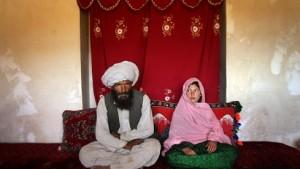 Die Kinderbraut aus Afghanistan