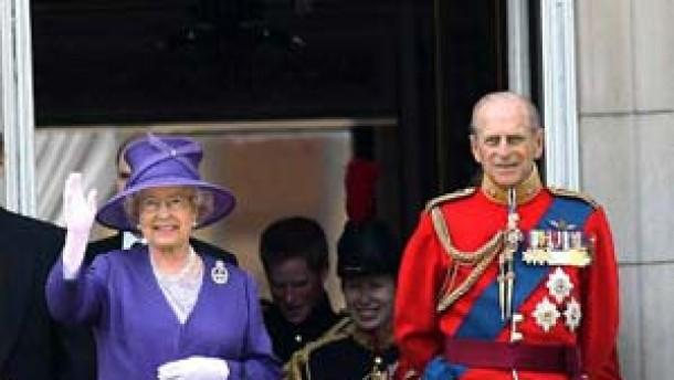 Monarchie für 62 Pence