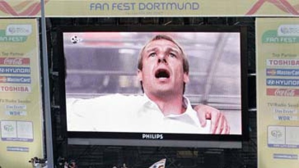 Die wichtigsten Stationen des Bundestrainers Jürgen Klinsmann