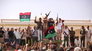 Militärkonvoi von Gaddafi-Getreuen in Niger
