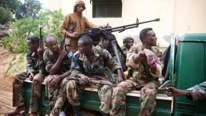 Al Shabaab rückt aus Mogadischu ab