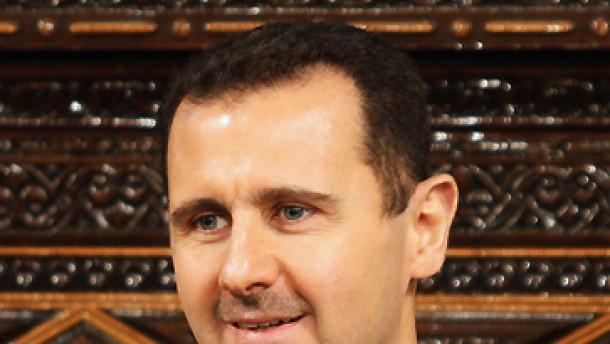 Bild / Baschar al Assad