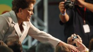 Dilma Roussef, die Nachfolgerin