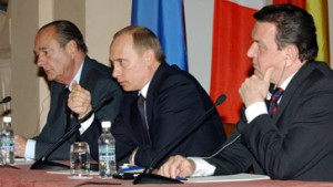 Moskau, Paris und Berlin fordern führende Rolle für UN im Irak