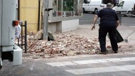 Erdbeben im Mittelmeer