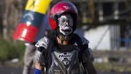 Mehrere Tote bei Anti-Maduro-Protesten