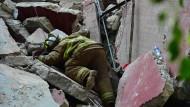 Zahlreiche Tote nach Erdbeben in Mexiko