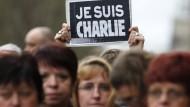 Trauer und Angst nach Anschlag in Paris