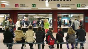 S-Bahnen besonders betroffen