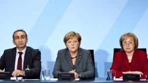 Merkel: Integration überprüfbar machen