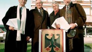 Verfassungsgericht könnte Finanzhilfen stoppen