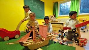 Erster islamischer Kindergarten
