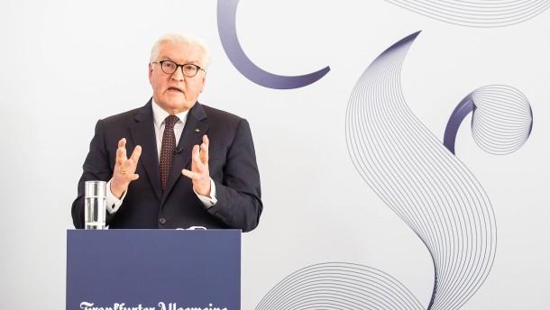 """""""Schäbig und schändlich"""" – die Rede des Bundespräsidenten"""