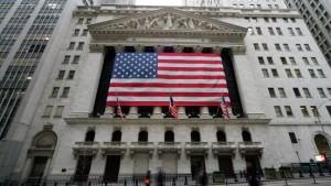 Die Wall Street kämpft um den Erhalt ihrer Macht