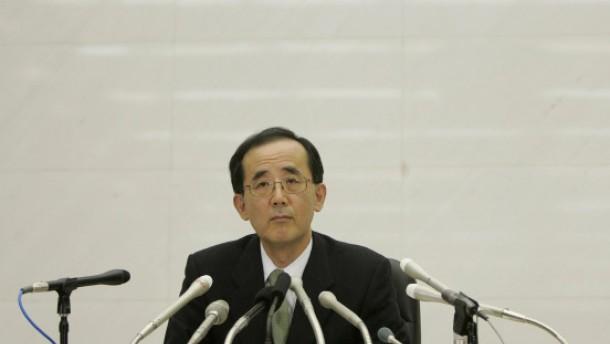 Japans Zentralbank kauft Banken Aktien ab