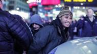 Heftige Proteste gegen Polizeigewalt