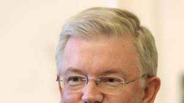 Roland Koch - Ministerpräsident Hessen