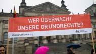 Archiv: Bundestag beschließt Vorratsdatenspeicherung