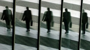 Deutsche Manager verdienen mittelmäßig