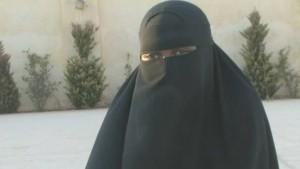 Britische Islamistin will einen Soldaten enthaupten
