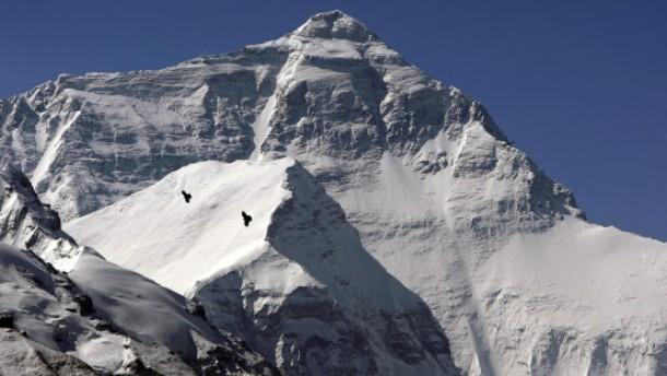 Handyempfang bald auf dem Mount Everest