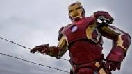 Iron Man-Fan baut sich eigene Rüstung