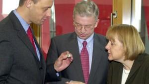 Merkels Machtkampf