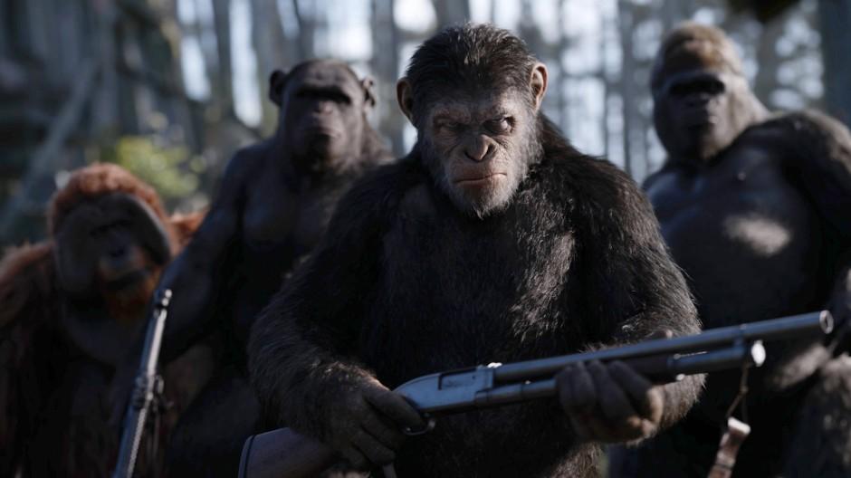 """Planet der Affen 3: Survival"""